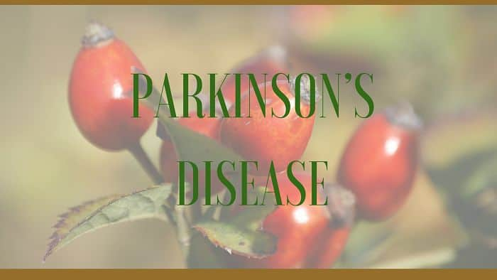 Parkinson's disease herbs