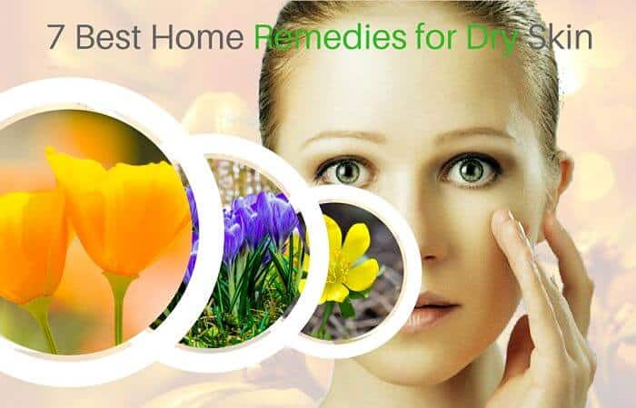 best home remedies for dry skin
