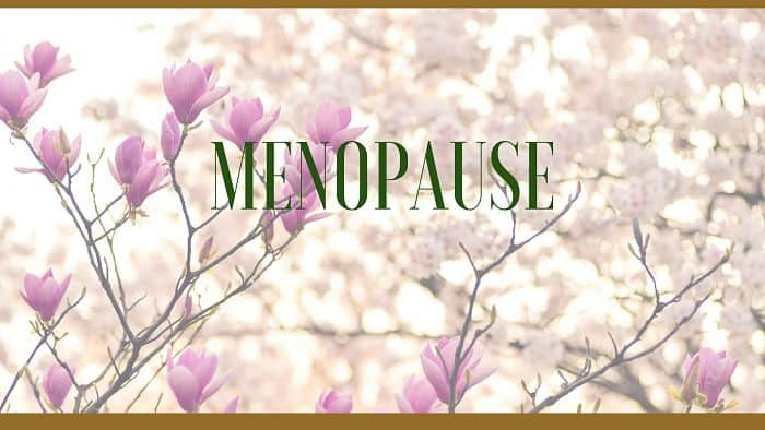 herbal menopause remedies