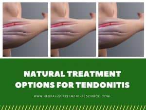 Natural Treatment Options for Tendonitis